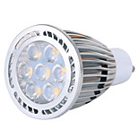 GU10 9 W 7 x 3030 SMD 850 LM Warm White / Cool White High Bright LED Spot Lights AC 85-265 V