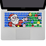 XSKN Father Christmas Silicone Keyboard Skin Cover for MacBook Air 13, MacBook Pro  Without Retina 13 15 17 , US Layout