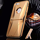 Latest Transformers Bracket Metal Phone Case for iPhone 6 / 6S (Assorted Colors)