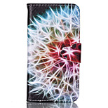 Color Luminescence Pattern PU Leather Full Body Cover with Stand for Sony Xperia Z3 Compact