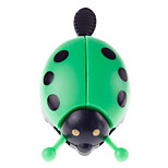 Bike Cycling Bicycle Bell Ladybird Appearance Green
