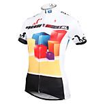 ilpaladinoSport Women Short Sleeve Cycling Jersey New Style  Three-dimensional box  DX589 100% Polyester