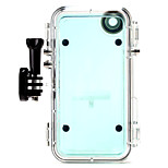 Extreme Sports Waterproof Case with Wide Angle Lens + Gopro Adapter for iPhone6 / 6S