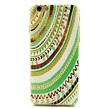Semicircle Stripe Phone Shell Thin TPU Material for iPhone 6/6S