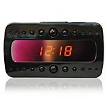 V26 IR Clock Camera Full HD 1080P Black Night Vision Alarm Mini DVR DV Video Recorder