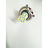 H4 16W 900lm 32*7020 LED White Car Foglight 12V
