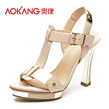 Aokang® Women's Leather Sandals - 342818027