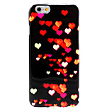Love TPU Pattern Back Cover Mobile Phone Protection Shell for iPhone 6/6s