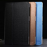 10.6 Inch Triple Folding Pattern High Quality PU Leather for Teclast X16HD(Assorted Colors)