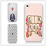 The Singular Pattern PC Phone Case Back Cover Case for iPhone6