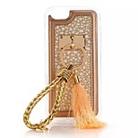PU Stents Lord of the Rings Hand Rope Mobile phone Case for iPhone 6S/iPhone 6 Assorted Color