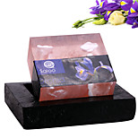 ALL BLUE High Quality Summer Hot Style Whiten And Brighten Complexion Natural Orchid Manual Essential Oil Facial Soap