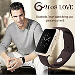 GU08 Smartwatch Clock Pedometer Sleep Tracker Smart Watch Android iOS