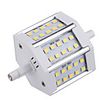R7S 78MM 9 W 30 SMD 2835 810 LM Warm White / Cool White T Decorative Corn Bulbs AC 85-265 V
