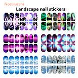 1pcs - Autocollants 3D pour ongles / Bijoux pour ongles - Doigt - en Adorable - 104*54mm