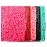 Crocodile Pattern High Quality PU Leather with Stand Case for 7 Inch Universal Tablet