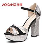 Aokang® Women's Leather Sandals - 132811005