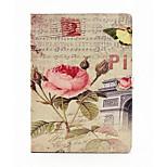 speziell entwickelt, amorous Gefühle, die alte Weisen PU-Leder stoßfeste Tasche für iPad Pro
