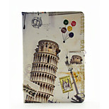 Specially Designed Amorous Feelings Restoring Ancient Ways PU Leather Shockproof Case for iPad Mini 4