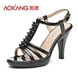 Aokang® Women's Leatherette Sandals - 132812086