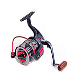 Fulang Fishing All Metal Spinning Reel with 10 Bearing Before Unloading Force Fishing Reels FR41