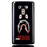 White Eye TPU Material Cell Phone Case for LG G4
