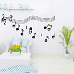 Beautiful Musical notation Study Room Wall Decor