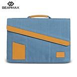 gearmax® bolsa de asa hombres de las mujeres de nylon de moda bolsa de ordenador portátil a prueba de agua para el MacBook Pro 15 pro 15