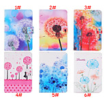 Dandelion PU Protective Case Cover with Stand for iPad Mini 4(Assorted Colors)