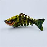 Hot 10 CM 15.5 Gram Hard Plastic Swim Bait  Fishing Lure for Bass Pike Fishing