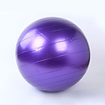 75cm Fitness Ball PVC Yellow / Red / Pink / Gray / Blue / Purple Unisex Also Kang