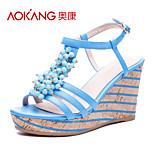 Aokang® Women's Leatherette Sandals - 132823578