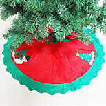 Christmas Tree Apron Tree Skirts Christmas Tree Ornaments Home Party Decor Happy Christmas Decoration Supplies