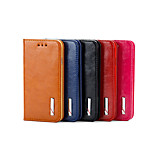 2015 Fashion Smoothy PU Leather Cover for iPhone 6/6S(Assorted Colors)