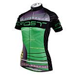 ilpaladinoSport Women Short Sleeve Cycling Jersey New Style Distinctive  DX599 100% Polyester