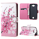 Plum Blossom Wallet Leather Stand Case cover for Acer Liquid Z530
