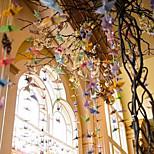 Set of 50 Paper Crane Wedding Decoration Confetti