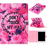 Novelty Cartoon PU Leather Folio Case Shockproof Case for iPad Mini 3/2/1
