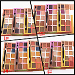 10 Colors European Matte Eyeshadow Palette Naked Nude Eye Shadow Matt Makeup Set(Assorted Color)