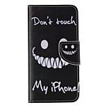 mein Handy Muster Handy Leder nicht berühren für iphone 6 plus / 6s Plus