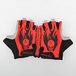 Motachie® Non-Slip Gel Pad Gloves Men's Women's Sportswear Cycling Riding Gloves Breathable Half Finger Gloves