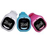 UPRO p5 slimme horloge, Bluetooth 3.0 GPS-locatie tracker polshorloge voor kinderen