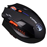 2.4GHz 2400DPI 3D USB 6 Button Charging Optical Wireless Mouse Cordless Game Dazzling Mouse Computer PC Laptop Desktop