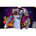 ilpaladinoSport Women Long sleeve Cycling Jersey New Style    CX601  Female models Christmas  100% Polyester