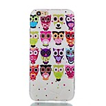 3D minimalist style painted TPU soft back cover 6 / 4.7