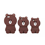 Little Bear Silicone Soft Back Case for iPhone 6 Plus/6S Plus(Assorted Colors)