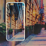 Street TPU+Acrylic Anti-Scratch Backplane Combo Phone Case for iPhone 6/6S