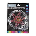 MEIJUN DP01 Mountain Bike 160mm 6 inch Brake Disc Six Holes Red White Black Disc with 6 pieces T25 screws