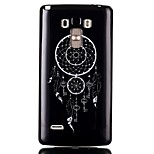 Campanula TPU Material Cell Phone Case for LG G4