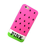 Watermelon Seed Silicone Soft Back Case for iPhone 6/6S(Assorted Colors)